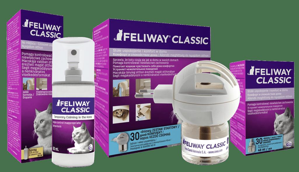 Feliway para gatos